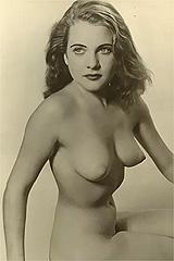 cuties Vintage nude